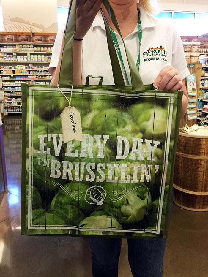 Sprouts Farmers Market - Bolsa de compras