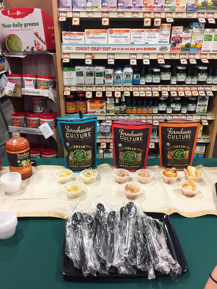 Sprouts Farmers Market - Farmhouse Culture products