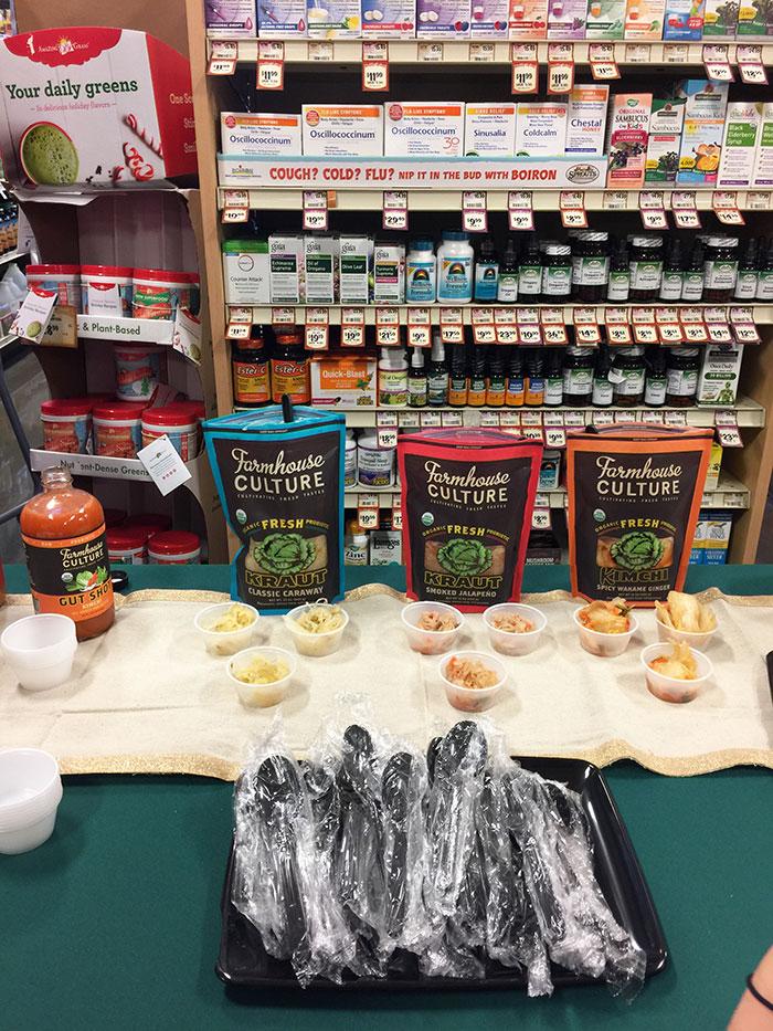Sprouts Farmers Market - Productos Farmhouse Culture