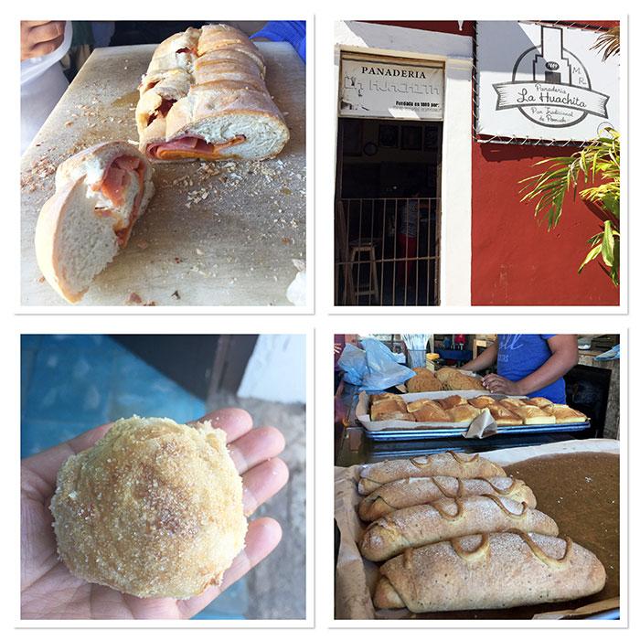 La Huachita bakery, Pomuch