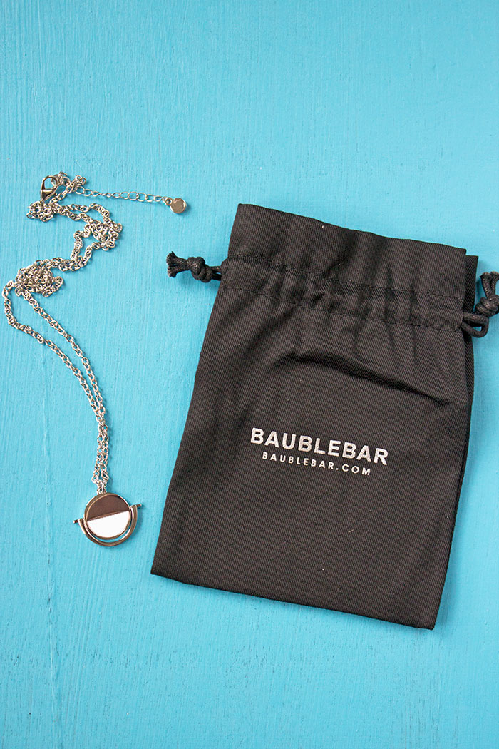 BAUBLEBAR Snowfall Pendant (POPSUGAR Exclusive)