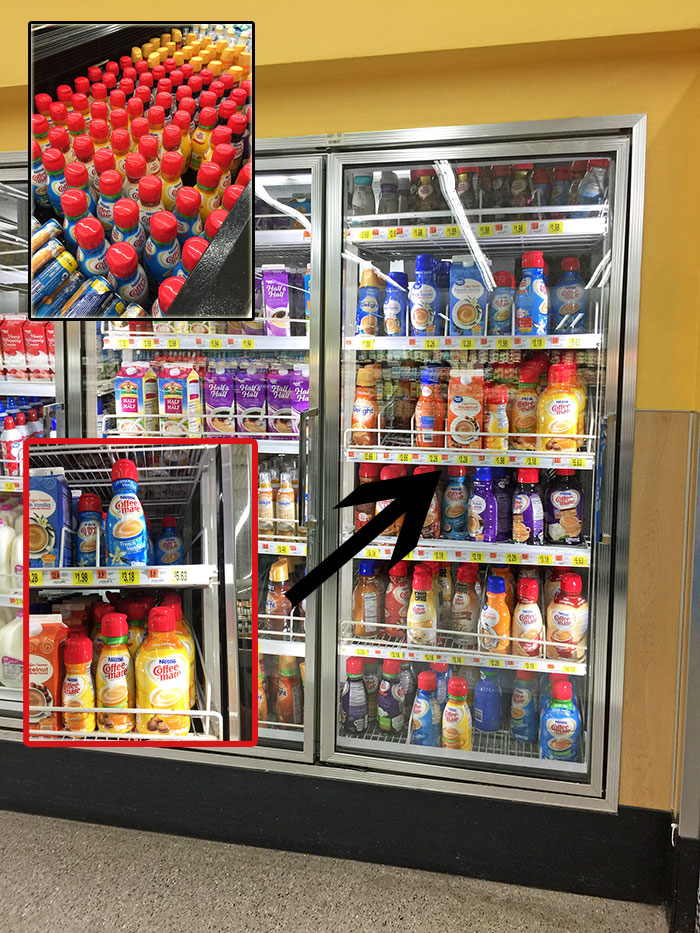 Creamers Coffe-mate de Nestlé - Walmart