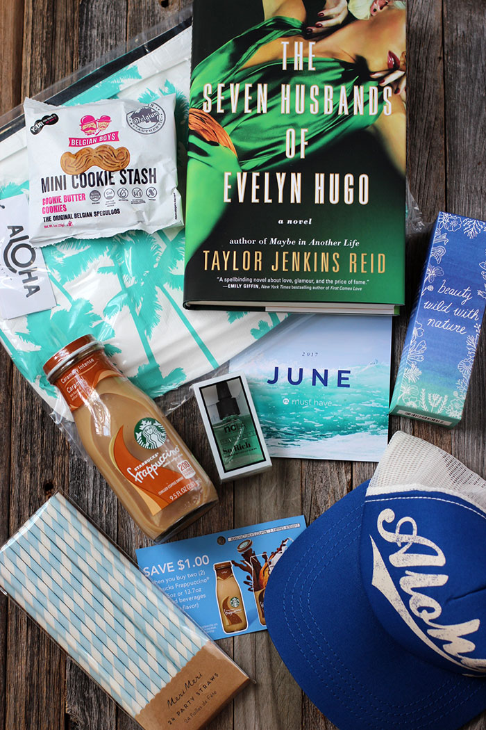POPSUGAR #MUSTHAVEBOX JUNIO 2017 - Productos