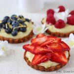 Tartaletas de berries