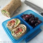Snacks saludables para el colegio