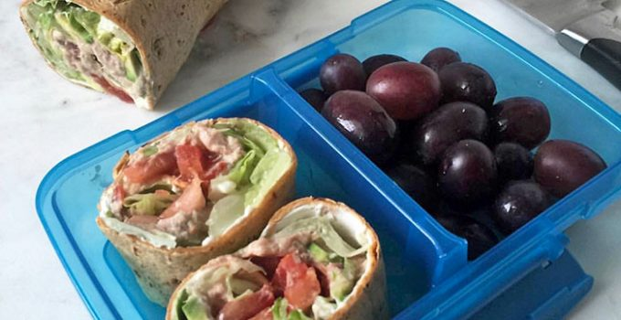 Healthy snacks for school