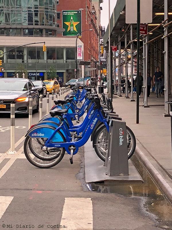 Citi Bike, NY