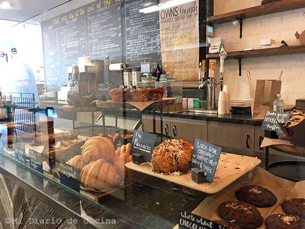 QWNS Cafe, Astoria