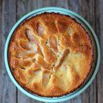 Kuchen de duraznos