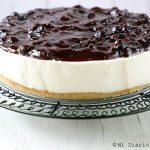 Cheesecake de arándanos