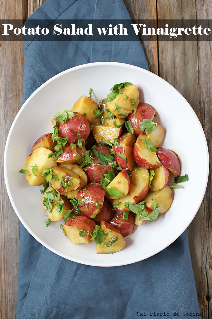 Potato Salad with Vinaigrette