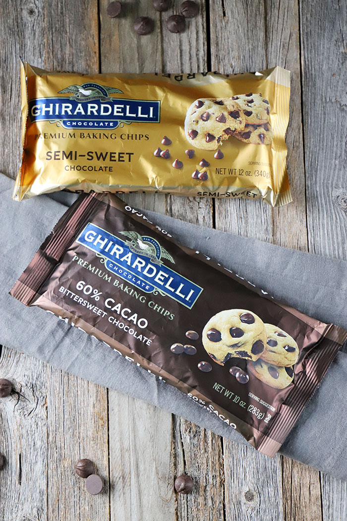 Ghirardelli chocolate chips