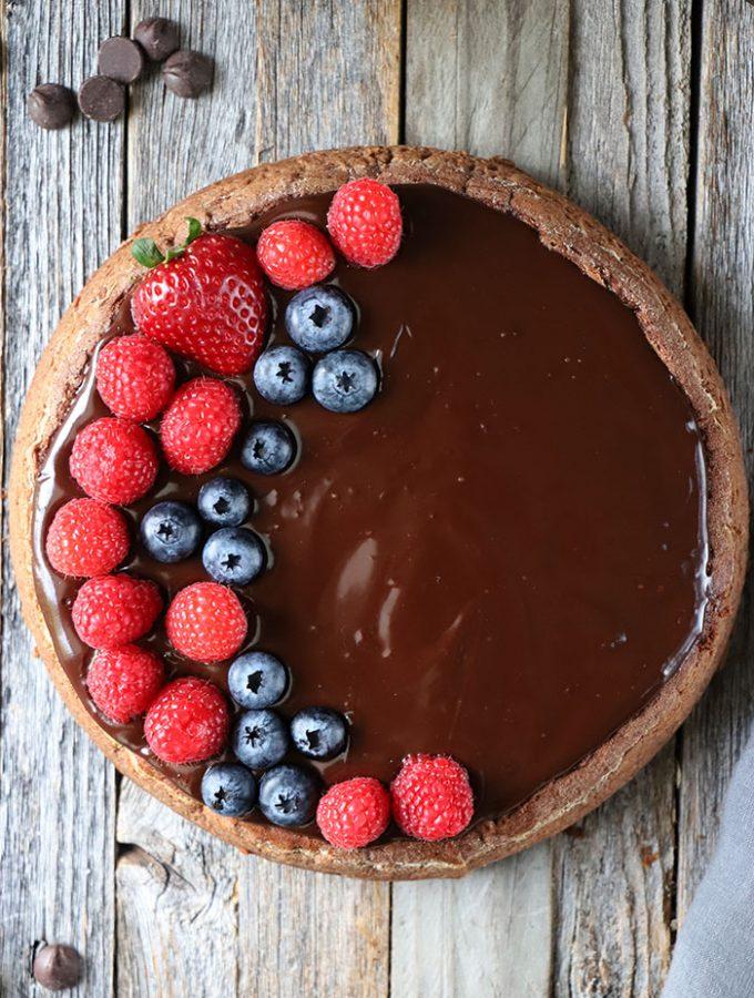 Gluten-Free Simple Chocolate Cake