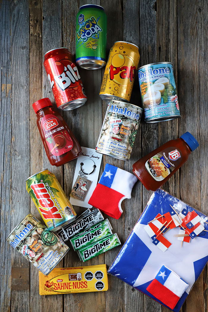 Chilean products