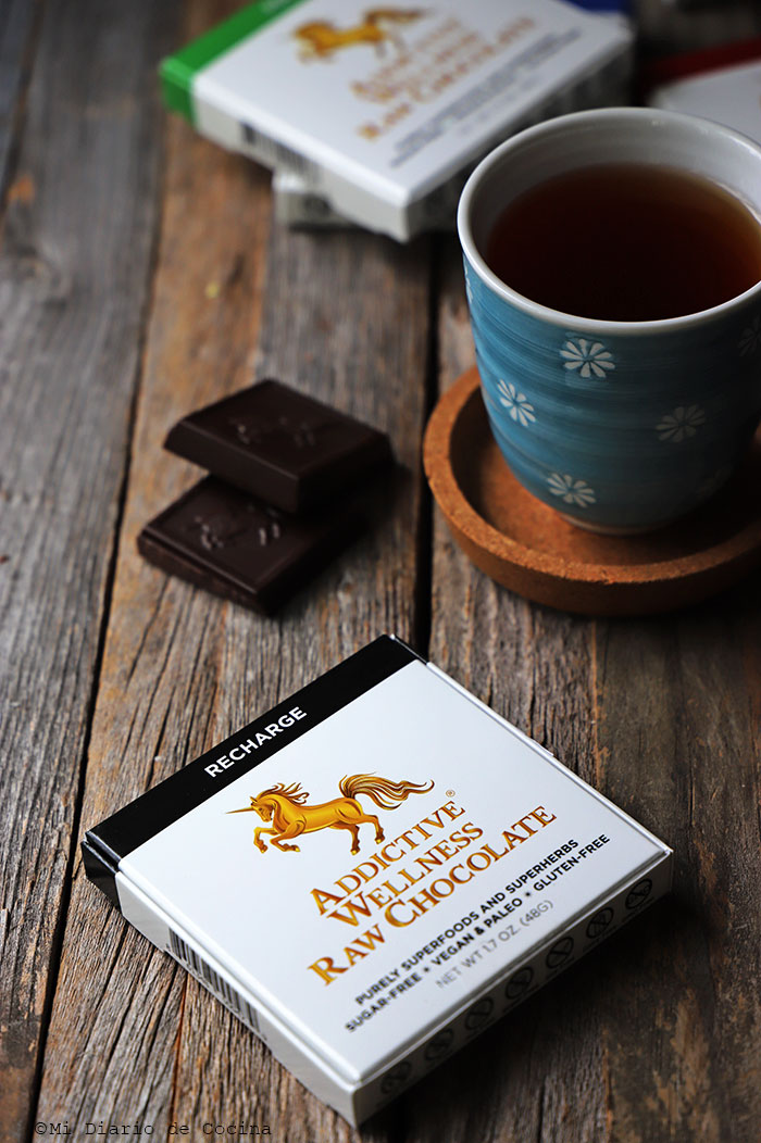 Addictive Wellness Raw Chocolate