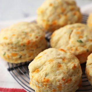 Biscuits de queso