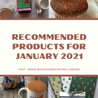 Recommended products for January 2021