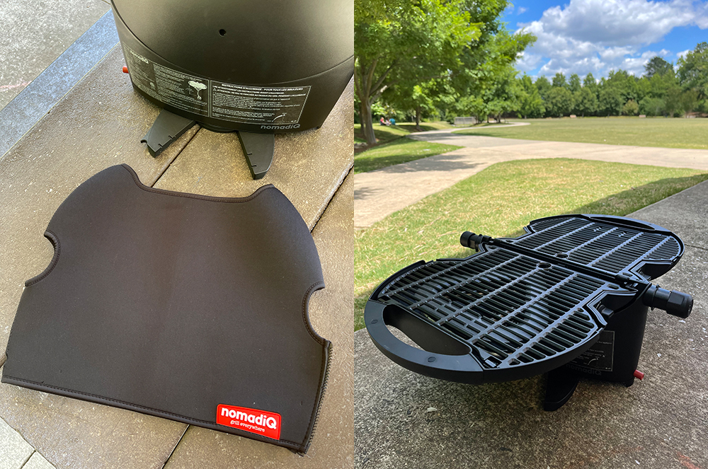 Recommended products July 2021 - nomadiQ grill